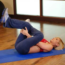 stretch oefening