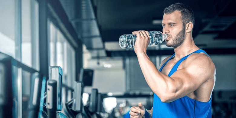hydratatie krachttraining