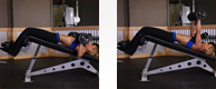 decline dumbbell benchpress